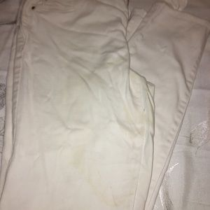 White Chico's pants